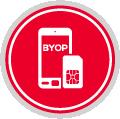 Shop for Phones button